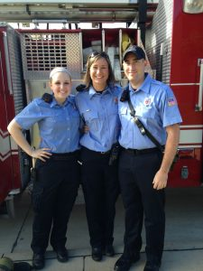 North Liberty Fire Department EMT
