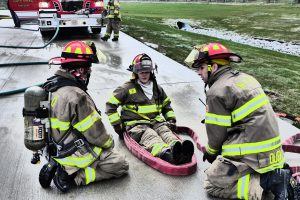 North Liberty Fire Department - Training