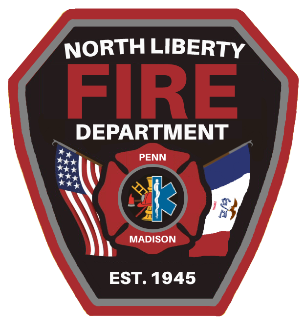 North Liberty Fire Department Logo